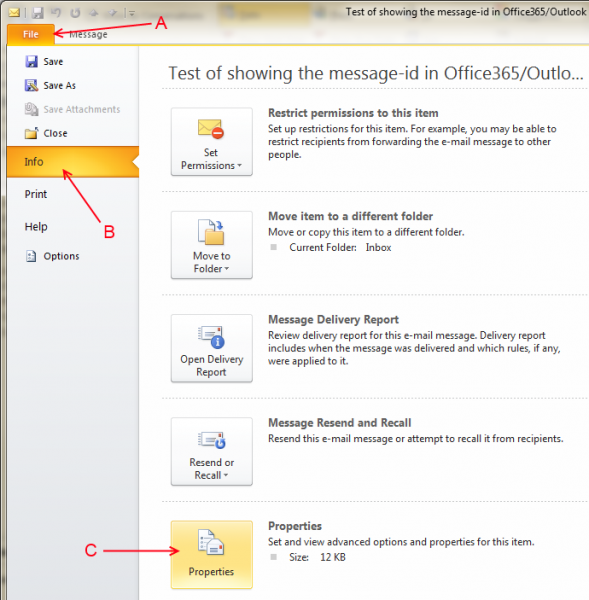 What Is An Email Message-ID & How Do I Find It?