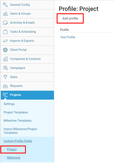 Import Projects or Project Templates from CSV File