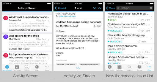 Accelo for iOS Beta is Back - Testers Needed!