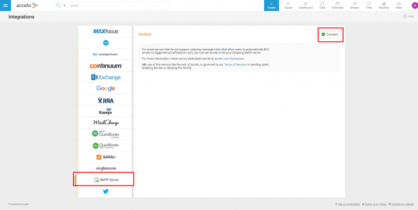 Setup Other Email Servers (POP3/SMTP)