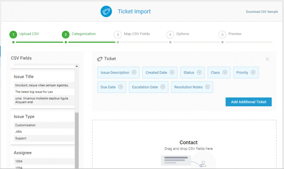 Import Upgrade for Sales, Tickets & Assets | Accelo