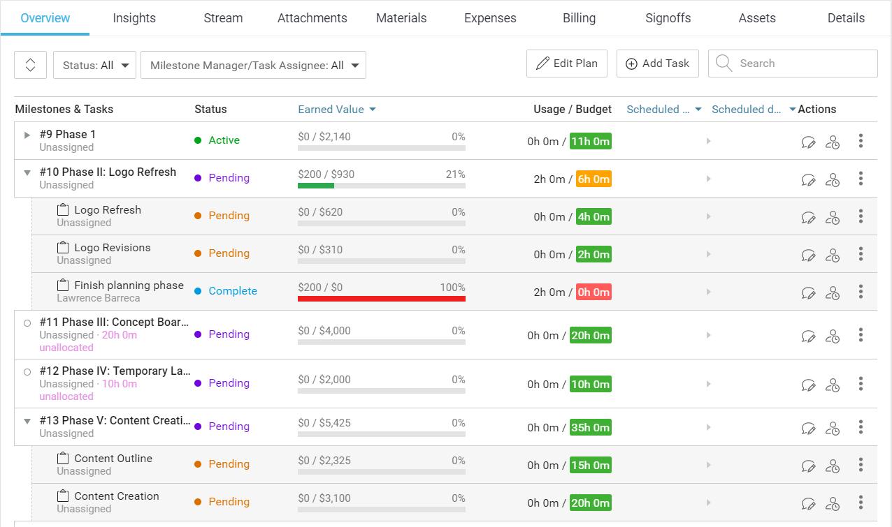 Workflow Tracking
