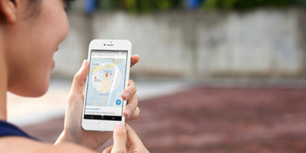 do more while you're on the go with smart automation